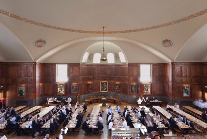 英国私校IB前十Haileybury School 哈利伯瑞中学