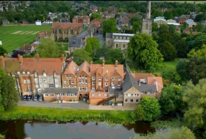 英国私立学校Repton School 莱普敦学校