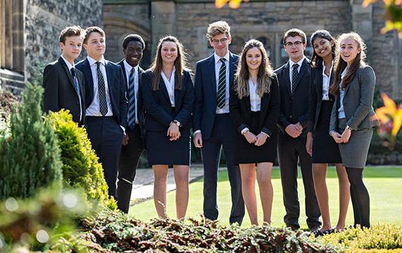 初中去英国留学需要什么条件?