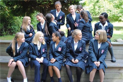 舍伯恩女子中学校长解读英国私立女校的优势?