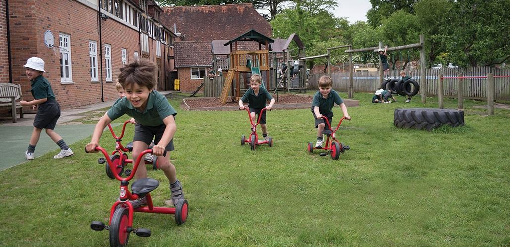 英国私立小学比尔格瑞姆预备学校